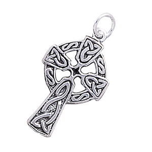 Keltisk kors 28mm ukæde (3025)