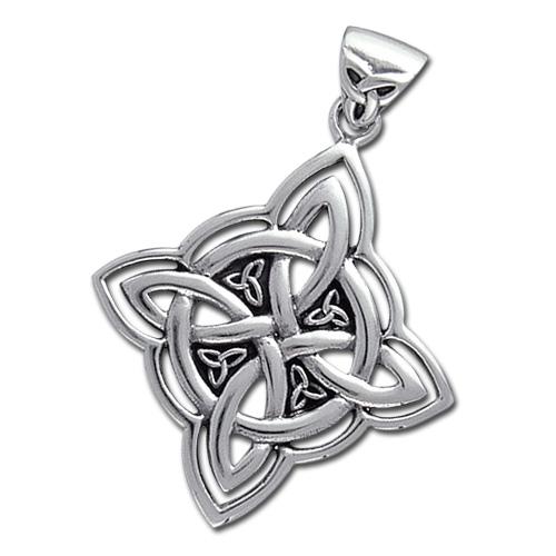 Keltisk Livshjul ukæde (3467)