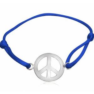 Armbånd med Peacetegn