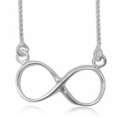 Halskæde Uendelighedstegnet - Infinity