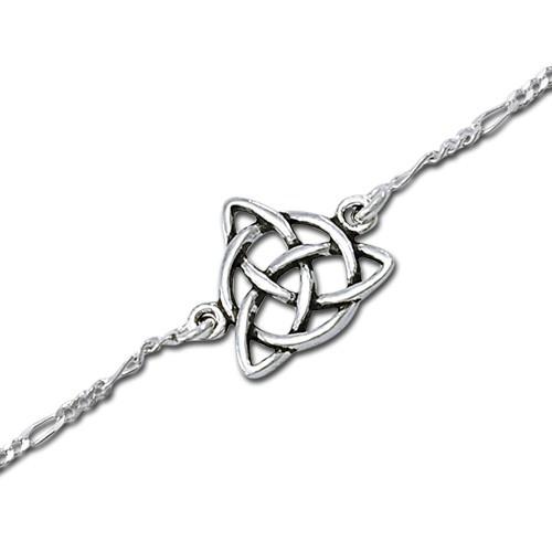 Image of Armbånd med Treenighedssymbolet - 17cm